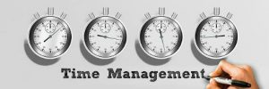 reduce test anxiety with time management