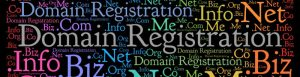 create a website with a domain name