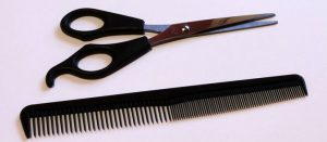 make money cutting hair with a kit