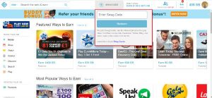 earn rewards with Swagbucks codes