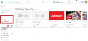 earn rewards with Swagbucks contests