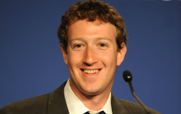 Mark Zuckerber student entrepreneur