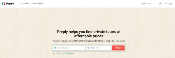 make money tutoring with preply