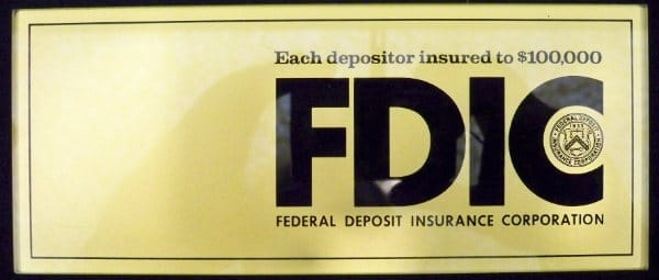 save money smarter by being insured by the fdic
