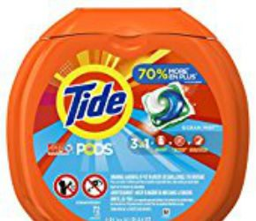 amazon tide and gain deal
