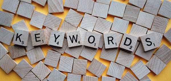 how to write a resume with keywords